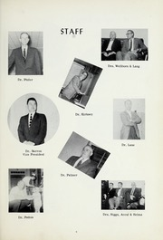 Grace Hospital School of Nursing - Silver Cross Yearbook (Morganton, NC) online yearbook collection, 1960 Edition, Page 11
