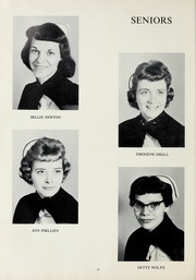 Grace Hospital School of Nursing - Silver Cross Yearbook (Morganton, NC) online yearbook collection, 1961 Edition, Page 28