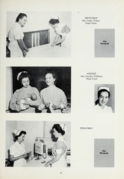 Grace Hospital School of Nursing - Silver Cross Yearbook (Morganton, NC) online yearbook collection, 1962 Edition, Page 43