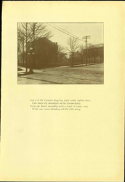 Page 17, 1922 Edition, Grove City College - Ouija Yearbook (Grove City, PA) online yearbook collection
