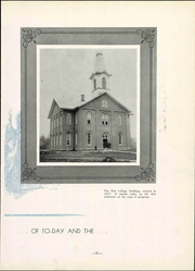 Page 11, 1937 Edition, Grove City College - Ouija Yearbook (Grove City, PA) online yearbook collection