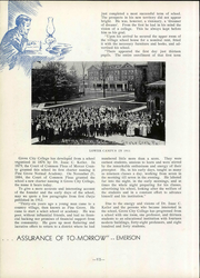Page 12, 1937 Edition, Grove City College - Ouija Yearbook (Grove City, PA) online yearbook collection