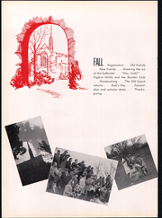 Page 14, 1942 Edition, Grove City College - Ouija Yearbook (Grove City, PA) online yearbook collection