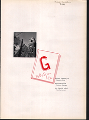 Page 5, 1942 Edition, Grove City College - Ouija Yearbook (Grove City, PA) online yearbook collection