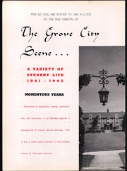 Page 8, 1942 Edition, Grove City College - Ouija Yearbook (Grove City, PA) online yearbook collection