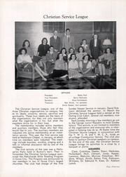 Page 13, 1945 Edition, Grove City College - Ouija Yearbook (Grove City, PA) online yearbook collection