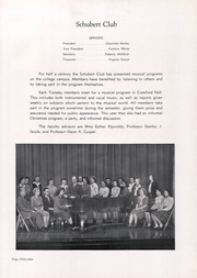 Page 16, 1945 Edition, Grove City College - Ouija Yearbook (Grove City, PA) online yearbook collection