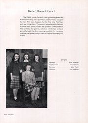 Page 6, 1945 Edition, Grove City College - Ouija Yearbook (Grove City, PA) online yearbook collection