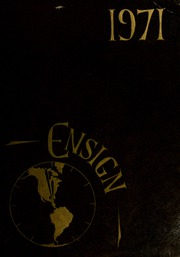 1971 Edition, Conquerors Bible College - Ensign Yearbook (Portland, OR)