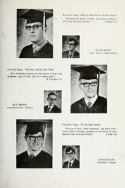 Page 23, 1971 Edition, Conquerors Bible College - Ensign Yearbook (Portland, OR) online yearbook collection