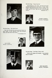 Page 25, 1971 Edition, Conquerors Bible College - Ensign Yearbook (Portland, OR) online yearbook collection