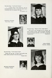 Page 26, 1971 Edition, Conquerors Bible College - Ensign Yearbook (Portland, OR) online yearbook collection