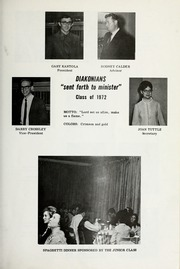Page 29, 1971 Edition, Conquerors Bible College - Ensign Yearbook (Portland, OR) online yearbook collection