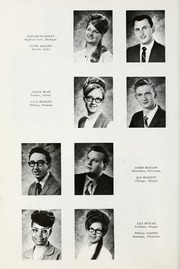 Page 30, 1971 Edition, Conquerors Bible College - Ensign Yearbook (Portland, OR) online yearbook collection