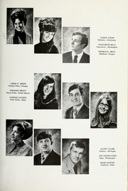 Page 35, 1971 Edition, Conquerors Bible College - Ensign Yearbook (Portland, OR) online yearbook collection