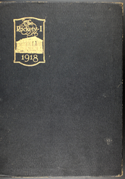 Page 1, 1918 Edition, Augustana College - Rockety I Yearbook (Rock Island, IL) online yearbook collection