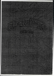 Page 1, 1922 Edition, Augustana College - Rockety I Yearbook (Rock Island, IL) online yearbook collection