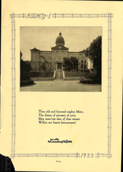 Page 17, 1922 Edition, Augustana College - Rockety I Yearbook (Rock Island, IL) online yearbook collection