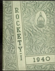 1940 Edition, Augustana College - Rockety I Yearbook (Rock Island, IL)