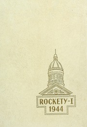 1944 Edition, Augustana College - Rockety I Yearbook (Rock Island, IL)