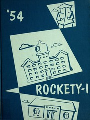 Page 1, 1954 Edition, Augustana College - Rockety I Yearbook (Rock Island, IL) online yearbook collection