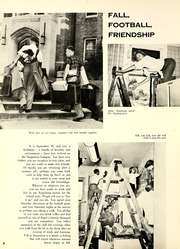 Page 12, 1954 Edition, Augustana College - Rockety I Yearbook (Rock Island, IL) online yearbook collection