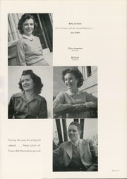 Page 89, 1944 Edition, University of Utah - Utonian Yearbook (Salt Lake City, UT) online yearbook collection