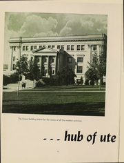 Page 11, 1949 Edition, University of Utah - Utonian Yearbook (Salt Lake City, UT) online yearbook collection