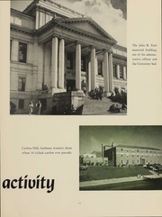Page 12, 1949 Edition, University of Utah - Utonian Yearbook (Salt Lake City, UT) online yearbook collection