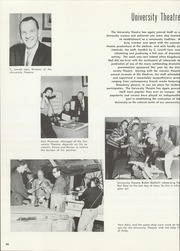 Page 100, 1957 Edition, University of Utah - Utonian Yearbook (Salt Lake City, UT) online yearbook collection