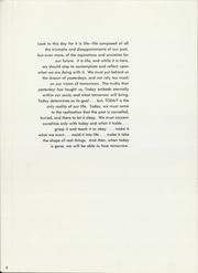 Page 12, 1957 Edition, University of Utah - Utonian Yearbook (Salt Lake City, UT) online yearbook collection
