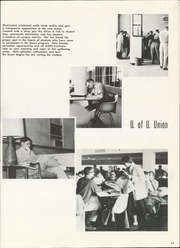 Page 15, 1957 Edition, University of Utah - Utonian Yearbook (Salt Lake City, UT) online yearbook collection