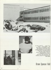 Page 22, 1957 Edition, University of Utah - Utonian Yearbook (Salt Lake City, UT) online yearbook collection