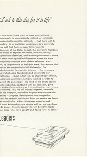 Page 25, 1957 Edition, University of Utah - Utonian Yearbook (Salt Lake City, UT) online yearbook collection