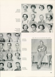 Page 269, 1957 Edition, University of Utah - Utonian Yearbook (Salt Lake City, UT) online yearbook collection