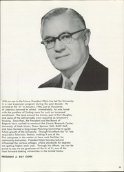 Page 29, 1957 Edition, University of Utah - Utonian Yearbook (Salt Lake City, UT) online yearbook collection