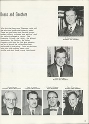 Page 31, 1957 Edition, University of Utah - Utonian Yearbook (Salt Lake City, UT) online yearbook collection