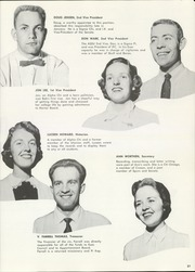 Page 35, 1957 Edition, University of Utah - Utonian Yearbook (Salt Lake City, UT) online yearbook collection