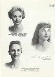 Page 90, 1957 Edition, University of Utah - Utonian Yearbook (Salt Lake City, UT) online yearbook collection