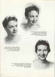 Page 92, 1957 Edition, University of Utah - Utonian Yearbook (Salt Lake City, UT) online yearbook collection