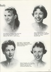 Page 93, 1957 Edition, University of Utah - Utonian Yearbook (Salt Lake City, UT) online yearbook collection