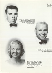 Page 94, 1957 Edition, University of Utah - Utonian Yearbook (Salt Lake City, UT) online yearbook collection