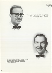 Page 96, 1957 Edition, University of Utah - Utonian Yearbook (Salt Lake City, UT) online yearbook collection