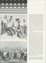 Page 11, 1961 Edition, University of Utah - Utonian Yearbook (Salt Lake City, UT) online yearbook collection