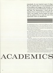 Page 16, 1961 Edition, University of Utah - Utonian Yearbook (Salt Lake City, UT) online yearbook collection