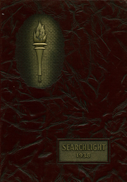 Page 1, 1938 Edition, Minot High School - Searchlight Yearbook (Minot, ND) online yearbook collection