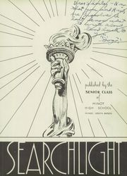 Page 7, 1938 Edition, Minot High School - Searchlight Yearbook (Minot, ND) online yearbook collection