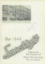 Page 5, 1944 Edition, Minot High School - Searchlight Yearbook (Minot, ND) online yearbook collection
