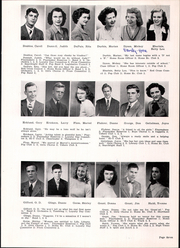 Page 11, 1948 Edition, Minot High School - Searchlight Yearbook (Minot, ND) online yearbook collection