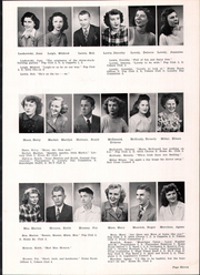 Page 15, 1948 Edition, Minot High School - Searchlight Yearbook (Minot, ND) online yearbook collection